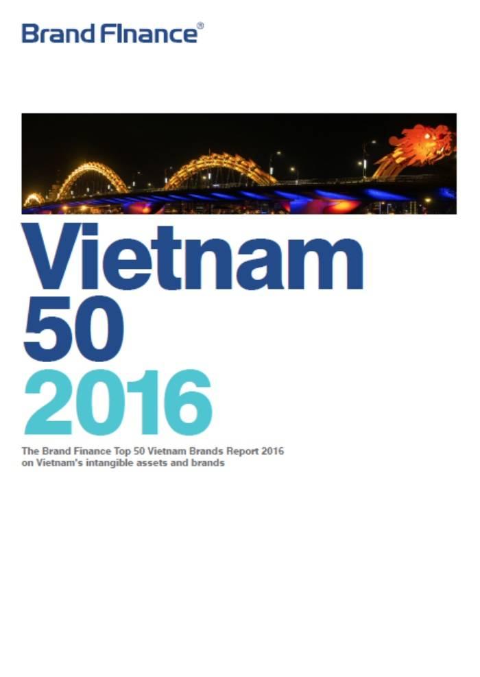 Brand Finance Vietnam 50 2016