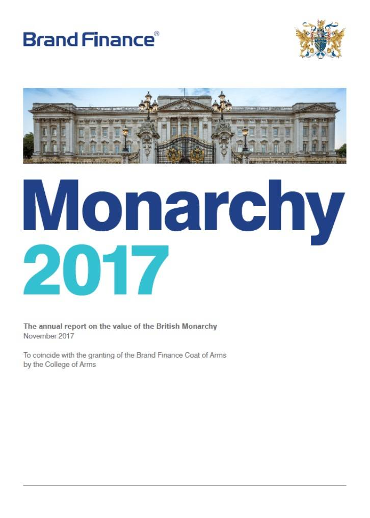Brand Finance Monarchy 2017