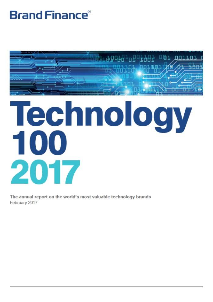 Brand Finance Technology 100 2017