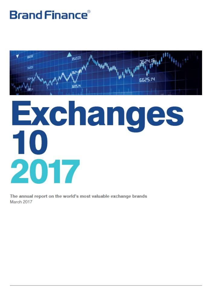 Brand Finance Exchanges 10 2017