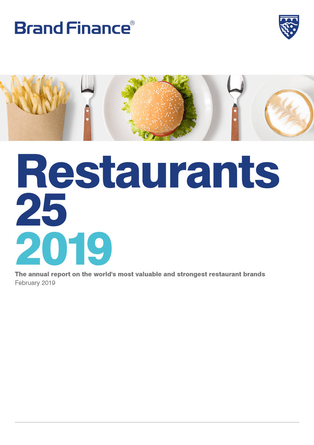 Brand Finance Restaurants 25 2019