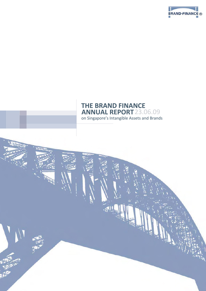 Singapore Top 100 Annual Report 2009