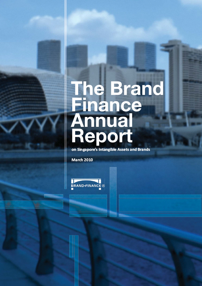 Singapore Top 100 Annual Report 2010