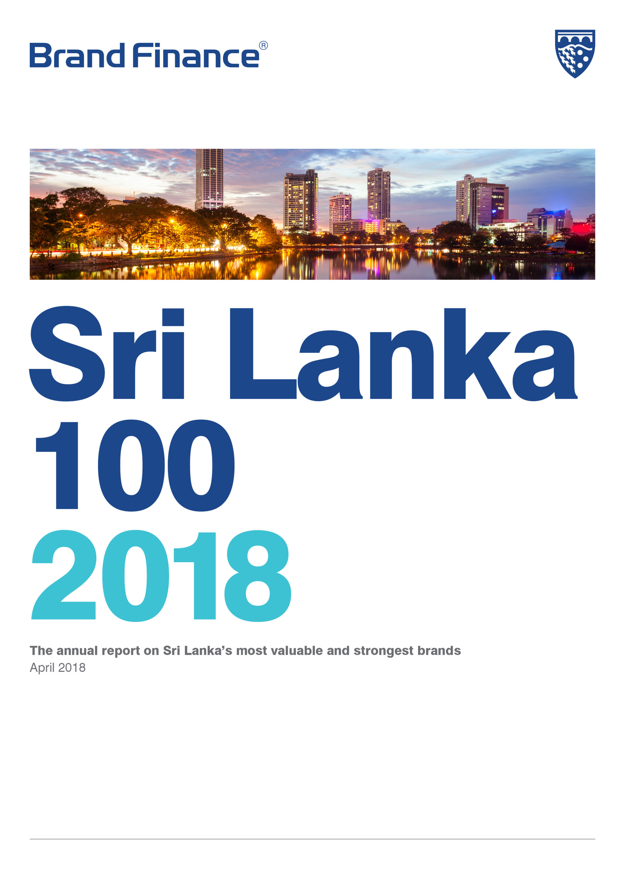 Brand Finance Sri Lanka 100 2018