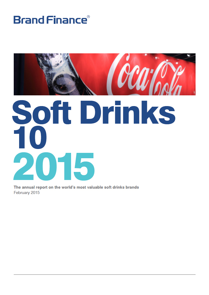 Brand Finance Soft Drinks 10 2015