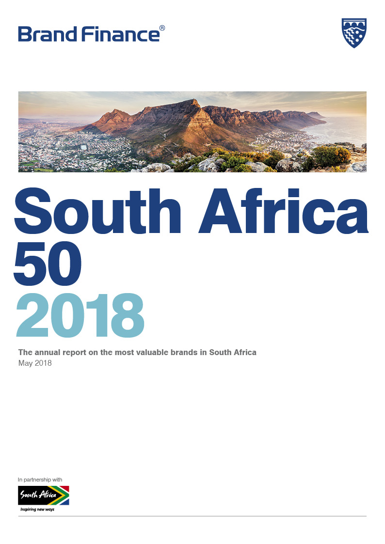 Brand Finance South Africa 50 2018