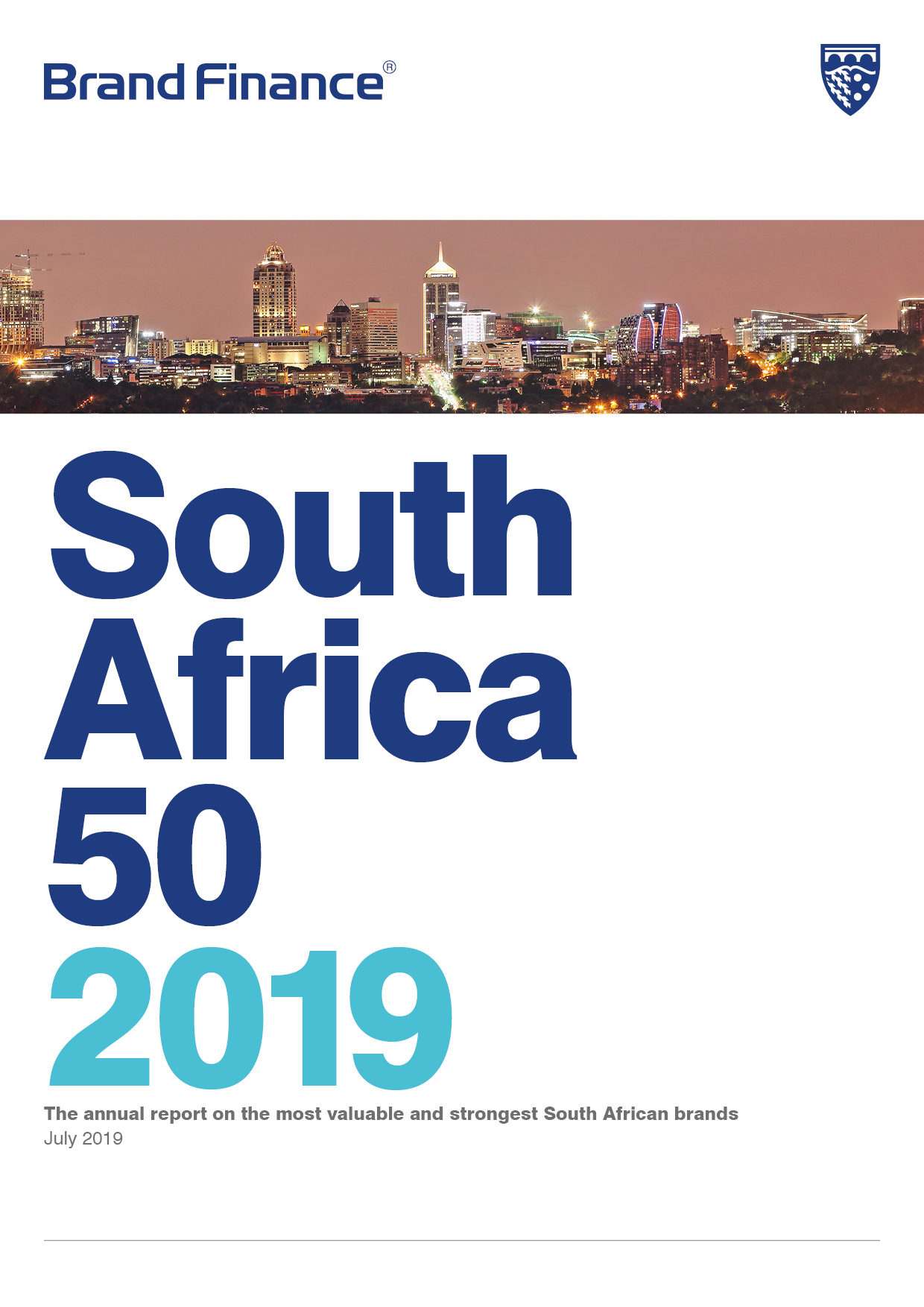 Brand Finance South Africa 50 2019