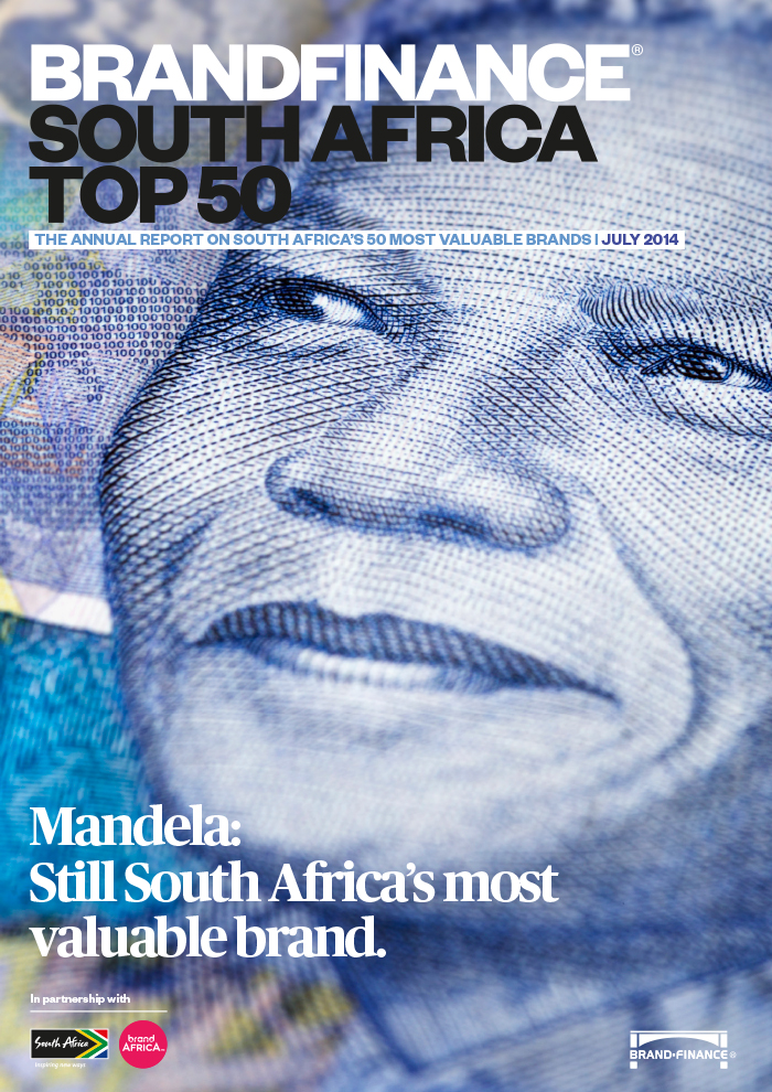 Brand Finance South Africa Top 50 2014