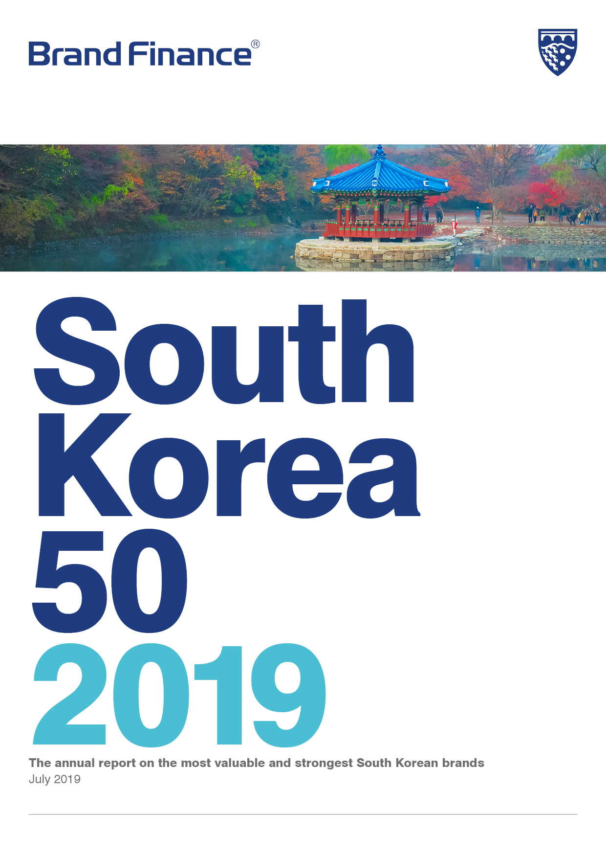 Brand Finance South Korea 50 2019