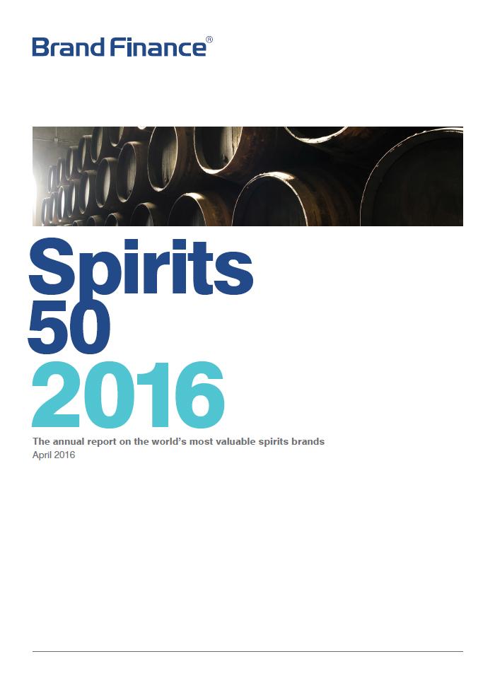 Brand Finance Spirits 50 2016