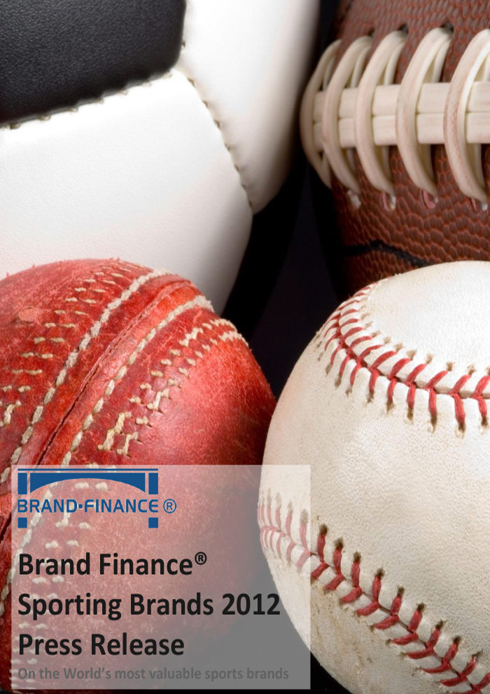 The BrandFinance® Sporting Brands 2012