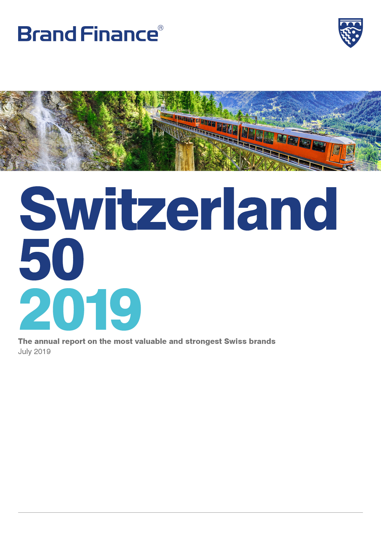 Brand Finance Switzerland 50 2019
