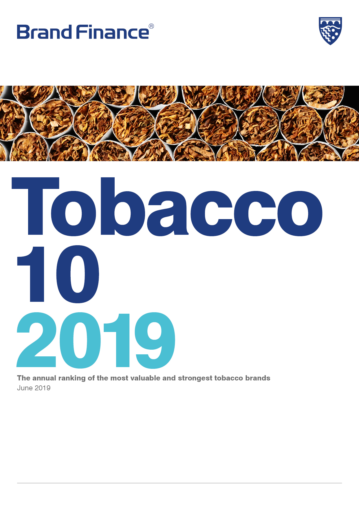 Brand Finance Tobacco 10 2019