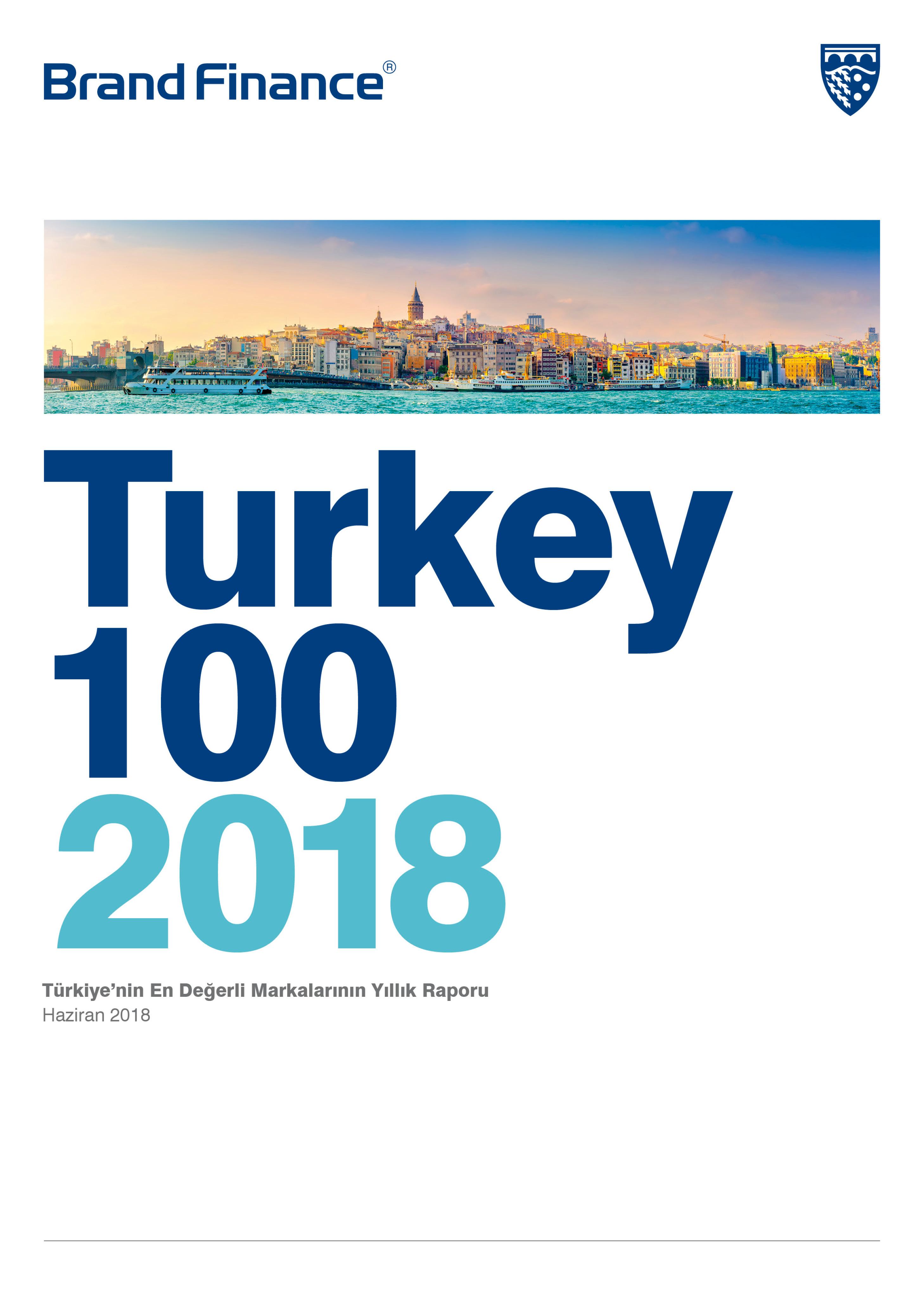 Brand Finance Turkey 100 2018