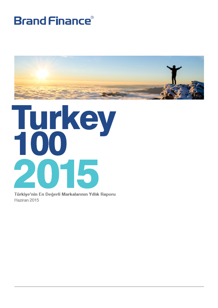 Brand Finance Turkey 100 2015