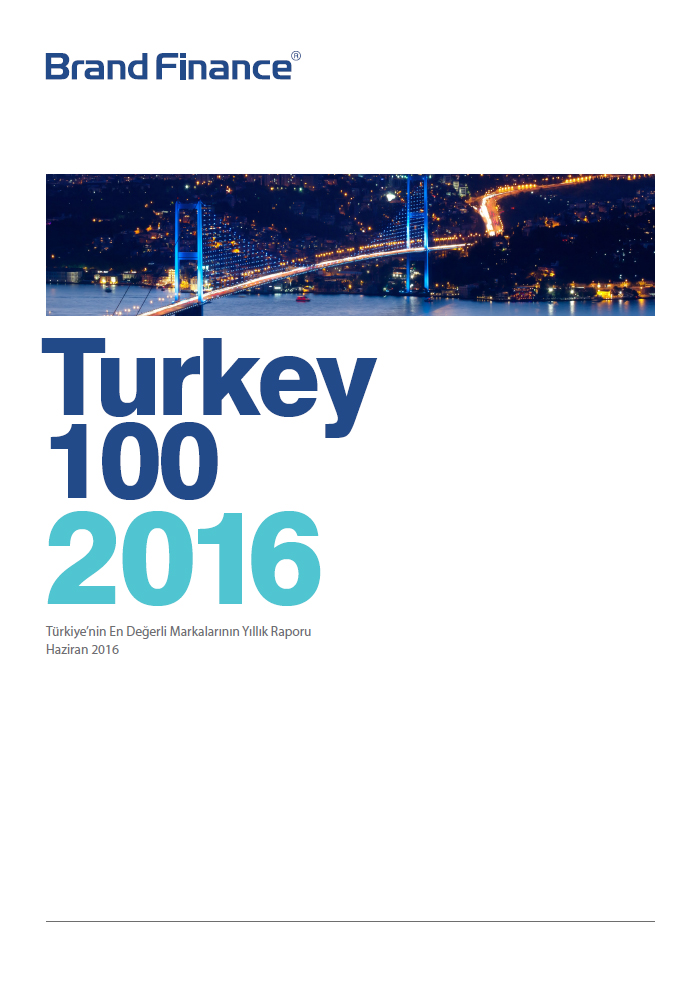 Brand Finance Turkey 100 2016