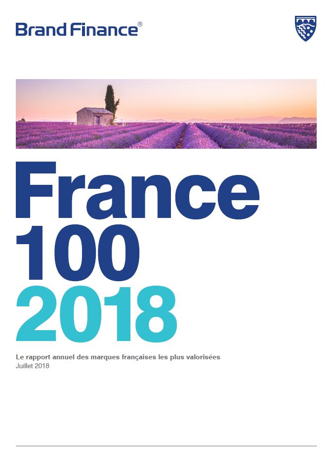 Brand Finance France 100 2018