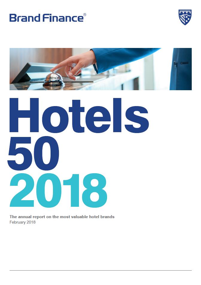 Brand Finance - Brand Finance Hotels 50 2018
