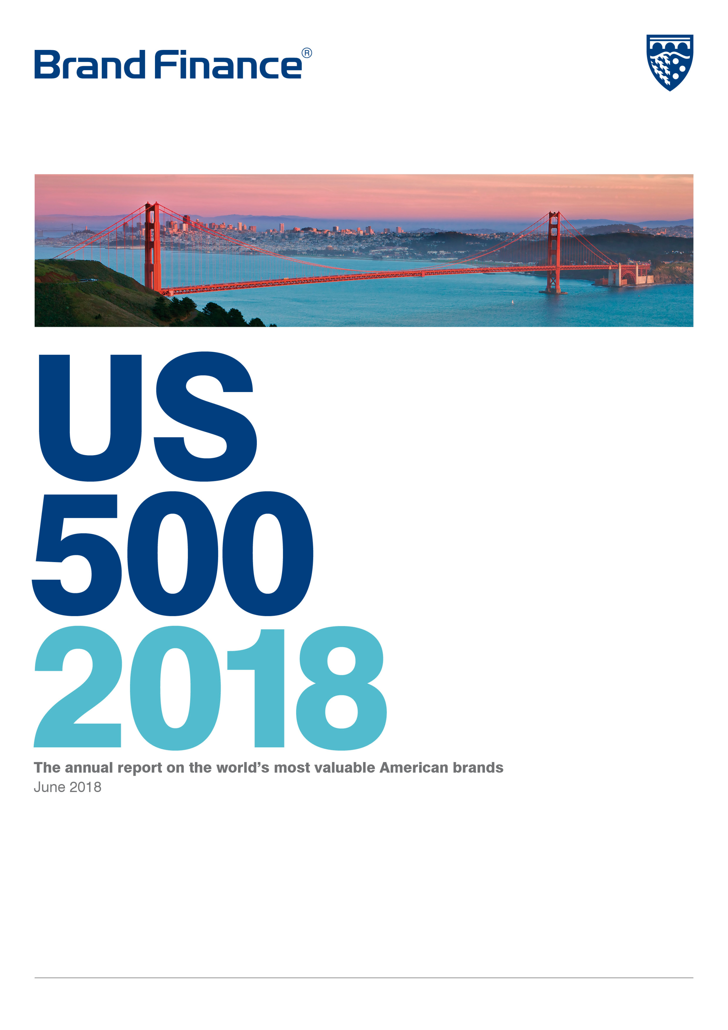 Brand Finance US 500 2018