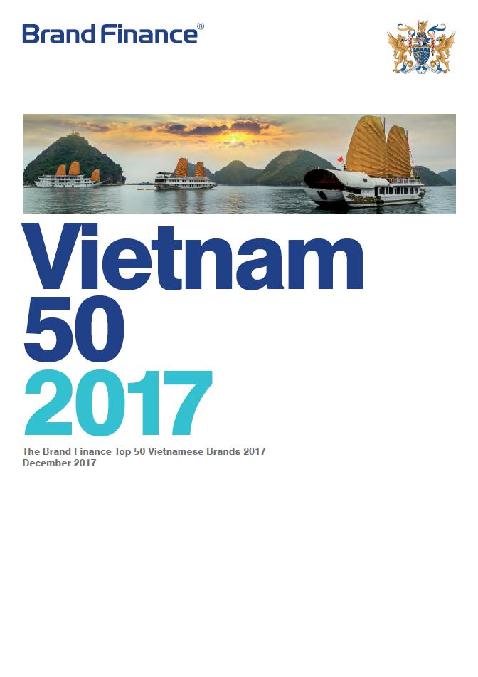 Brand Finance Vietnam 50 2017