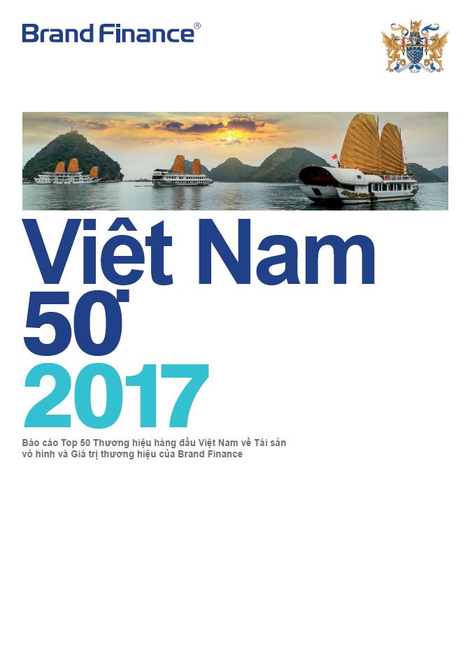Brand Finance Việt Nam 50 2017