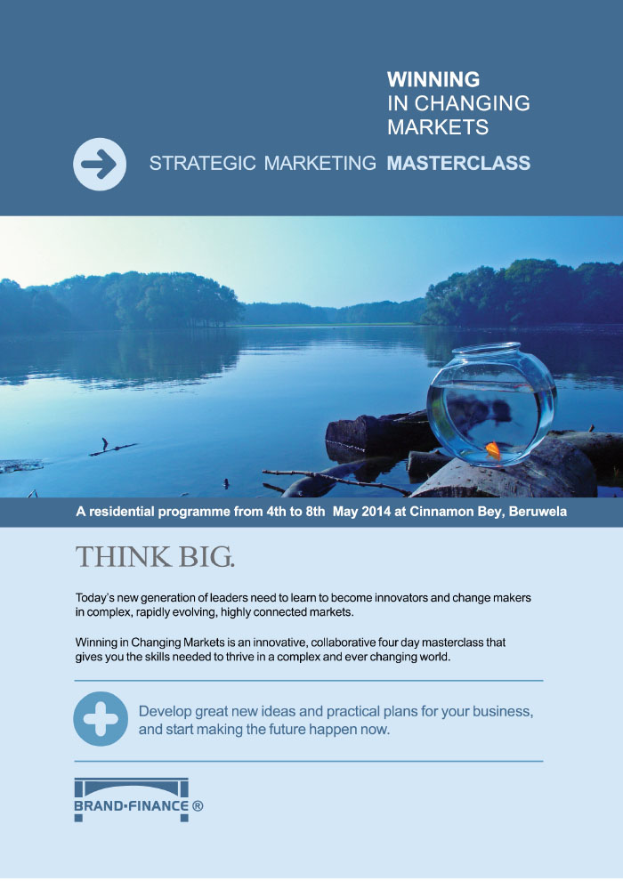 Winning in Changing Markets - Strategic Marketing Masterclass