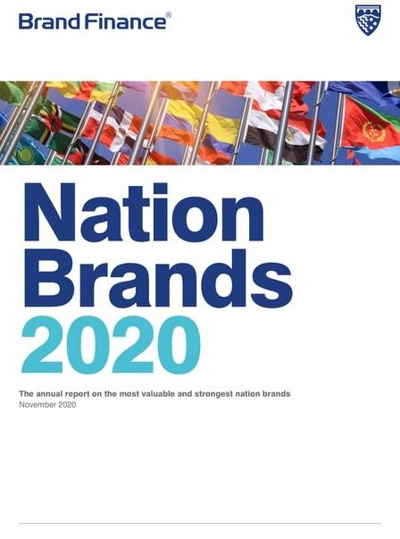 Brand Finance Nation Brands 2020