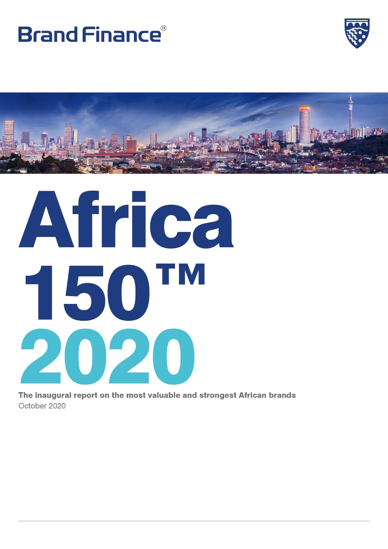 Brand Finance Africa 150 2020
