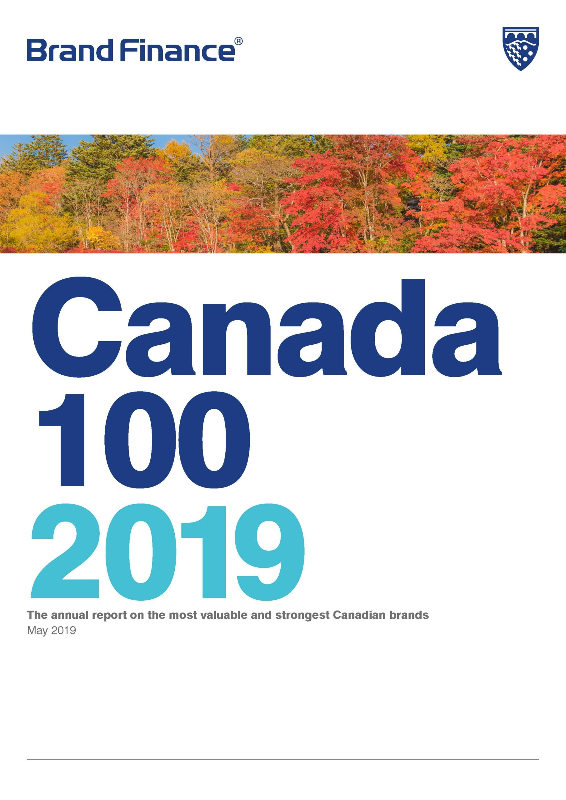 Brand Finance Canada 100 2019