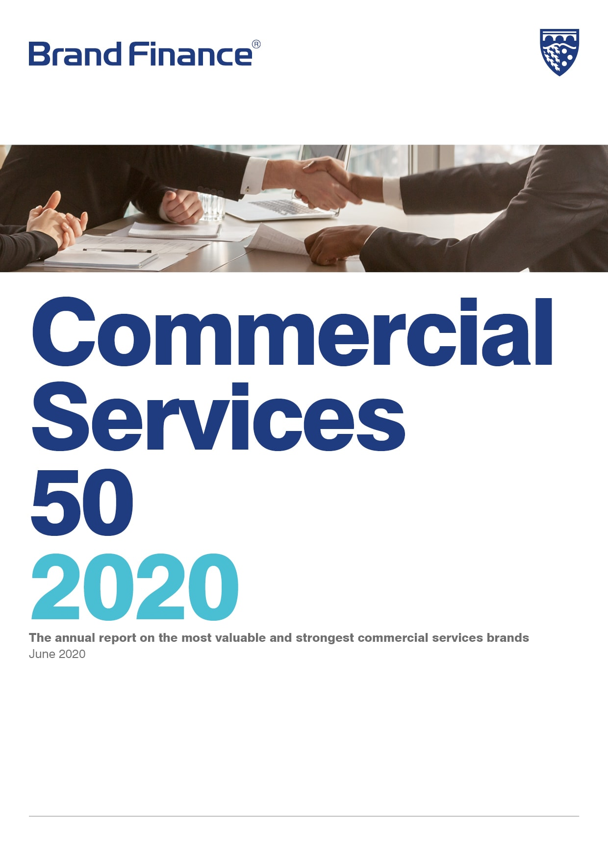 Brand Finance Commercial Services 50 2020