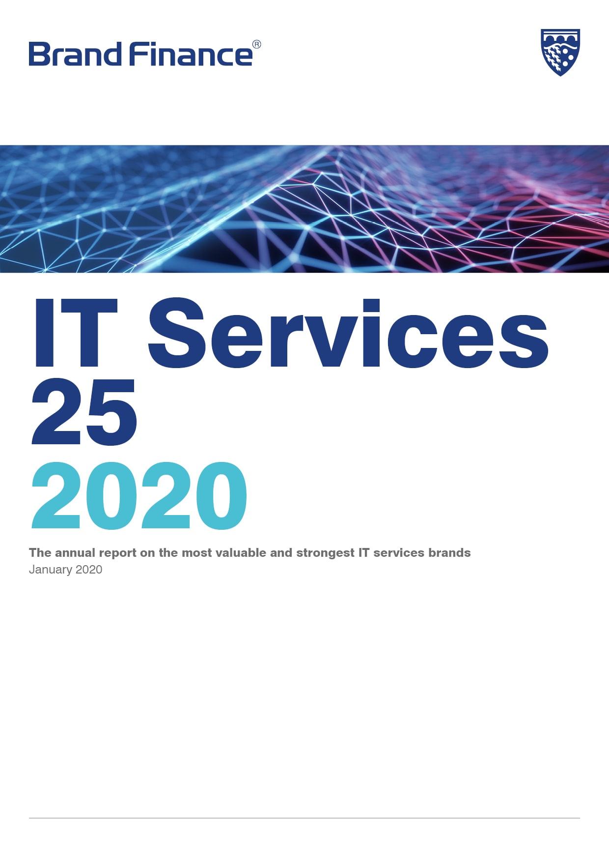 Brand Finance IT Services 25 2020