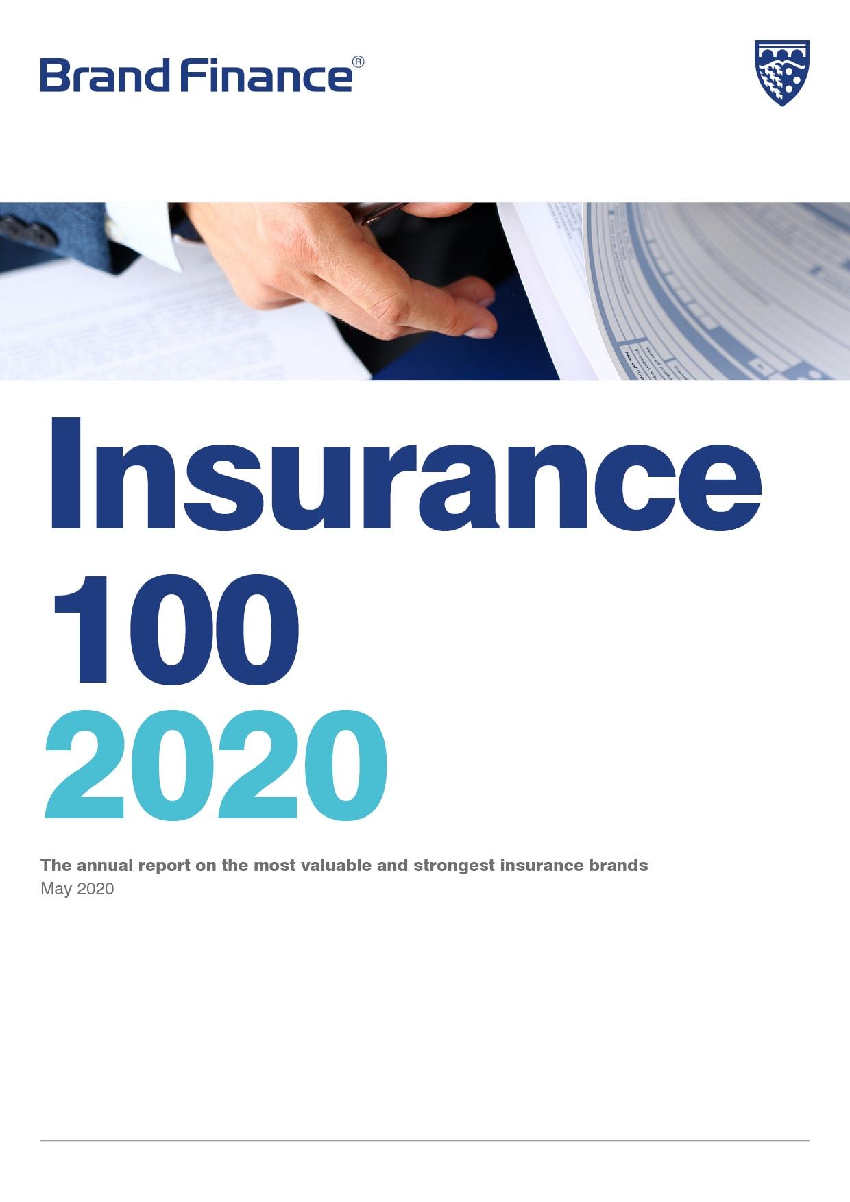 Brand Finance Insurance 100 2020