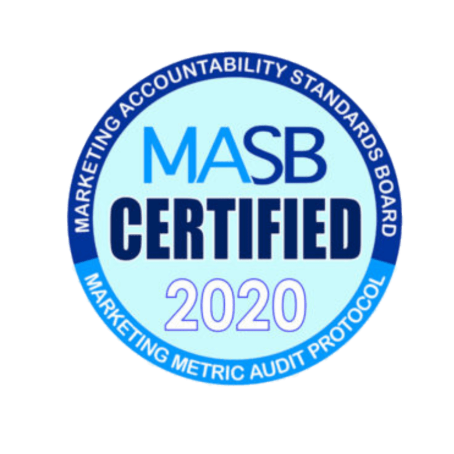 Marketing Accountability Standards Board Certified