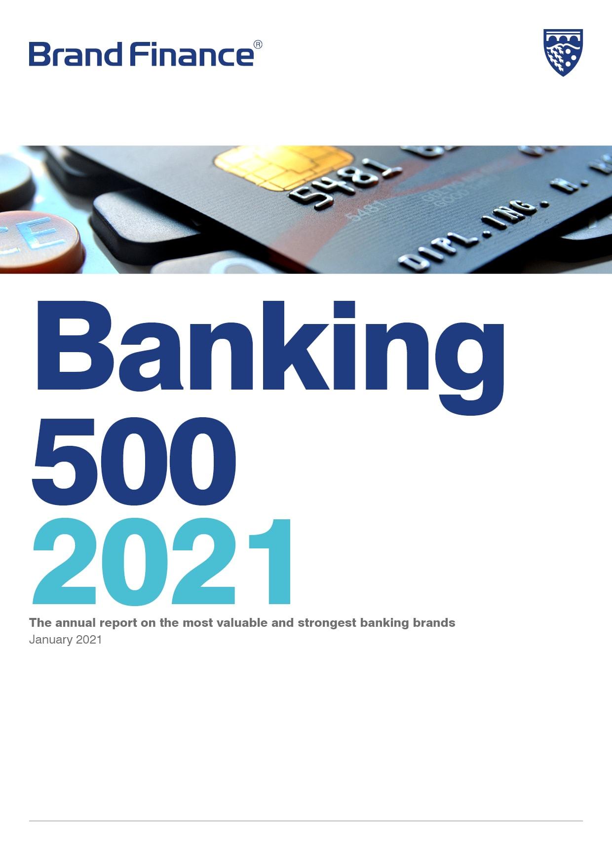 Brand Finance Banking 500 2021