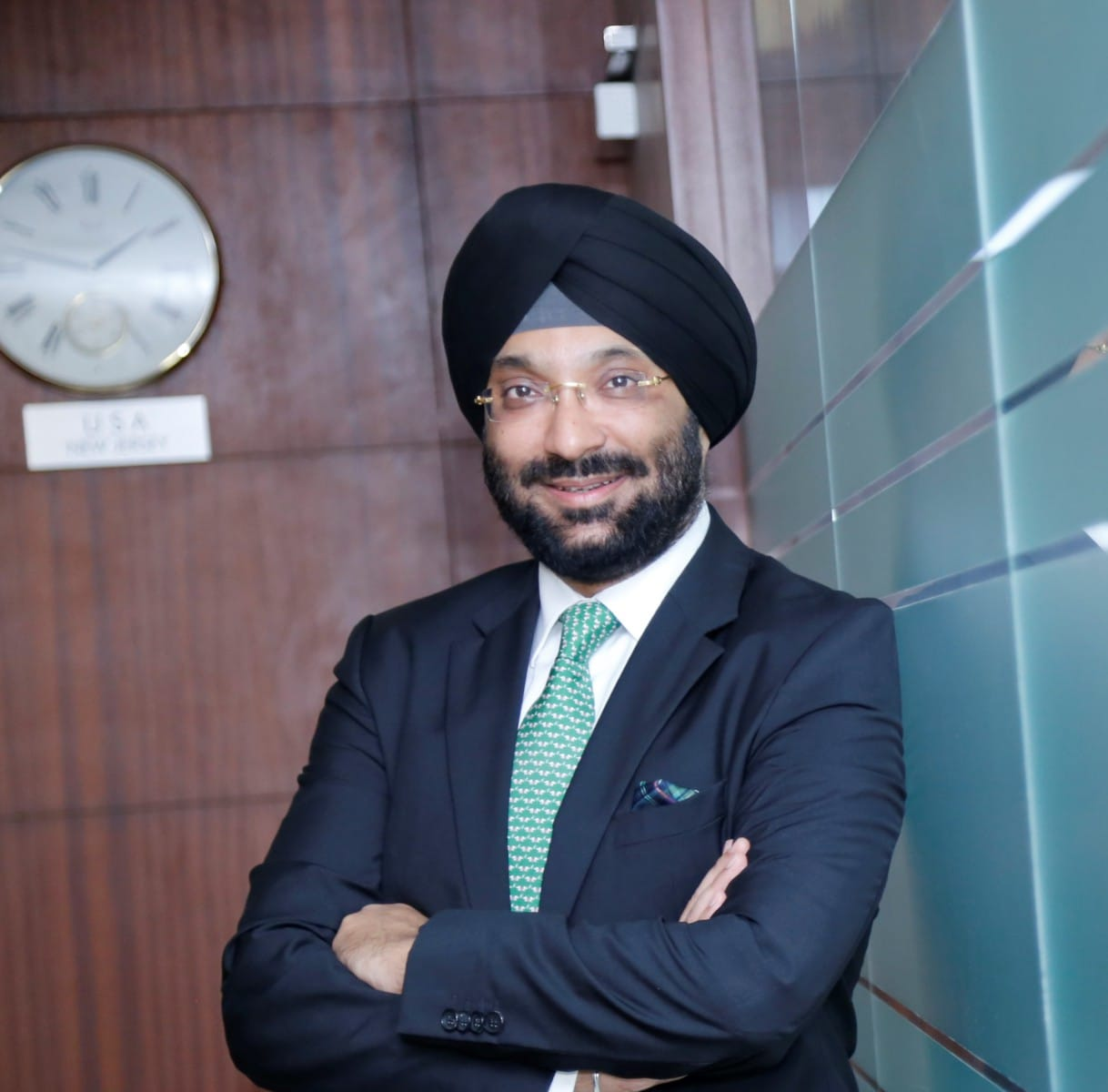 Harshvendra Soin, Global Chief People Officer and Head of Marketing, Tech Mahindra