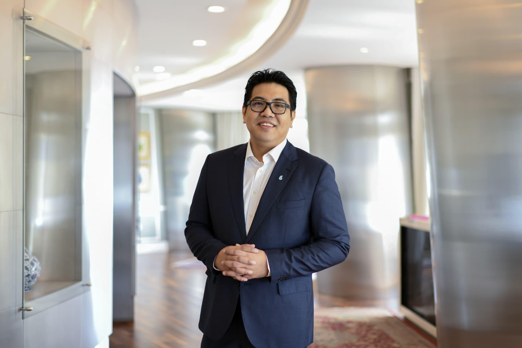 Tengku Muhammad Taufik, CEO, PETRONAS