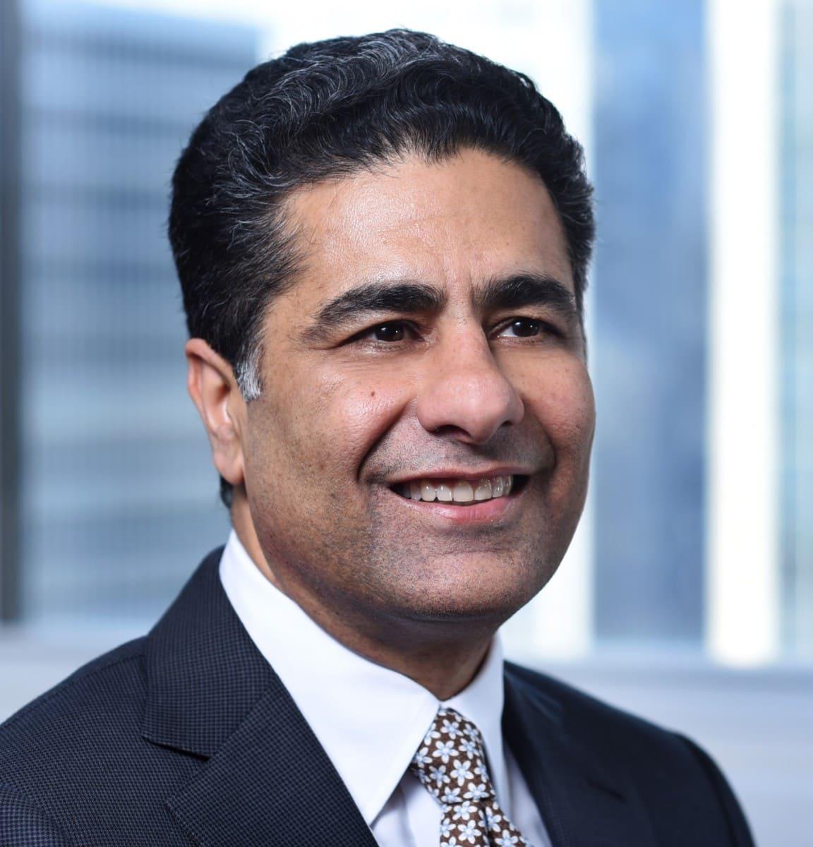 Punit Renjen, Global CEO, Deloitte