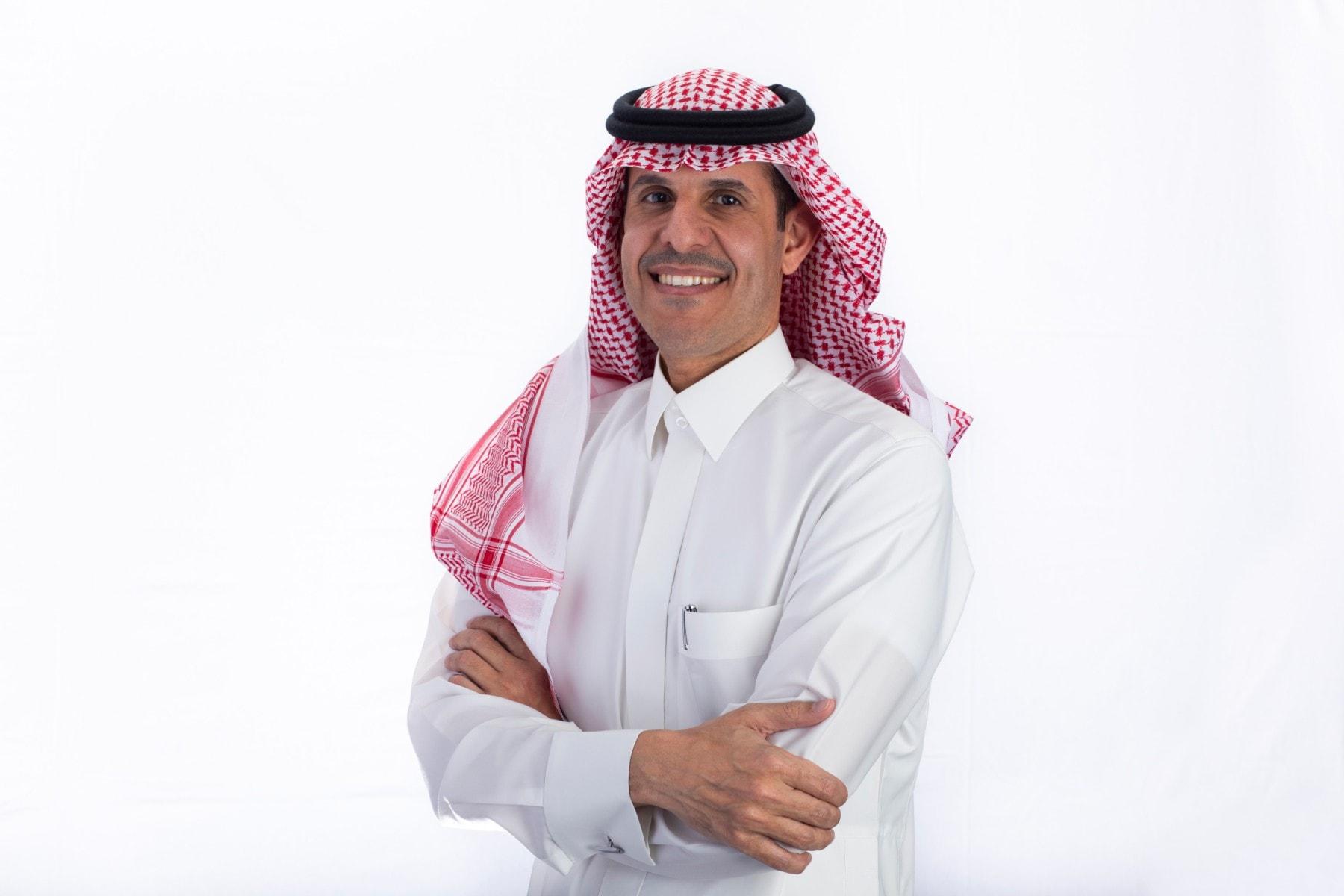 Tareq A. Al Sadhan, CEO, Riyad Bank