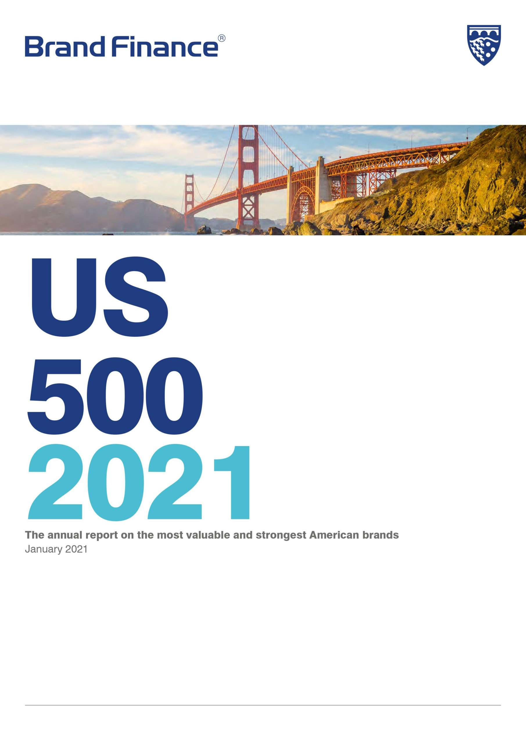 Brand Finance US 500 2021