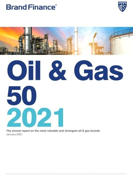 Brand Finance Oil & Gas 50 2021