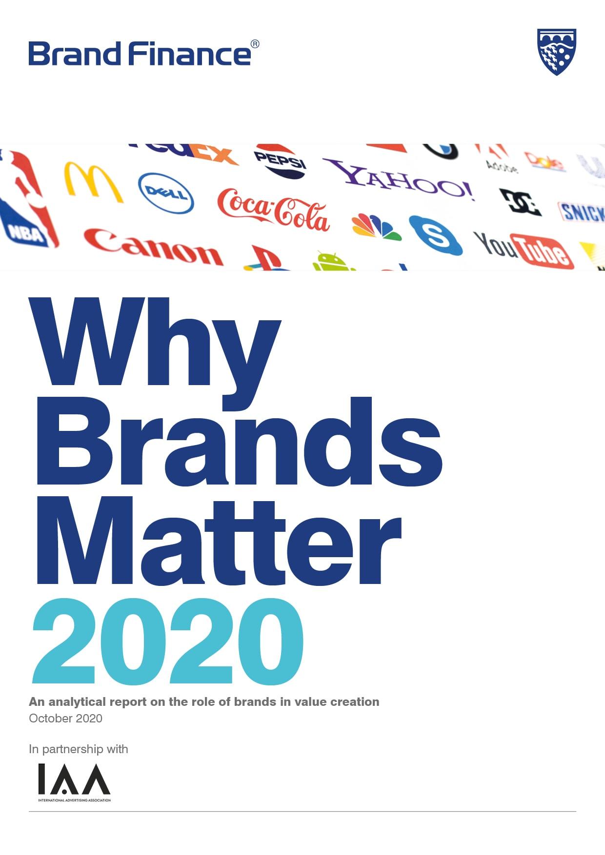 Brand Finance Why Brands Matter 2020