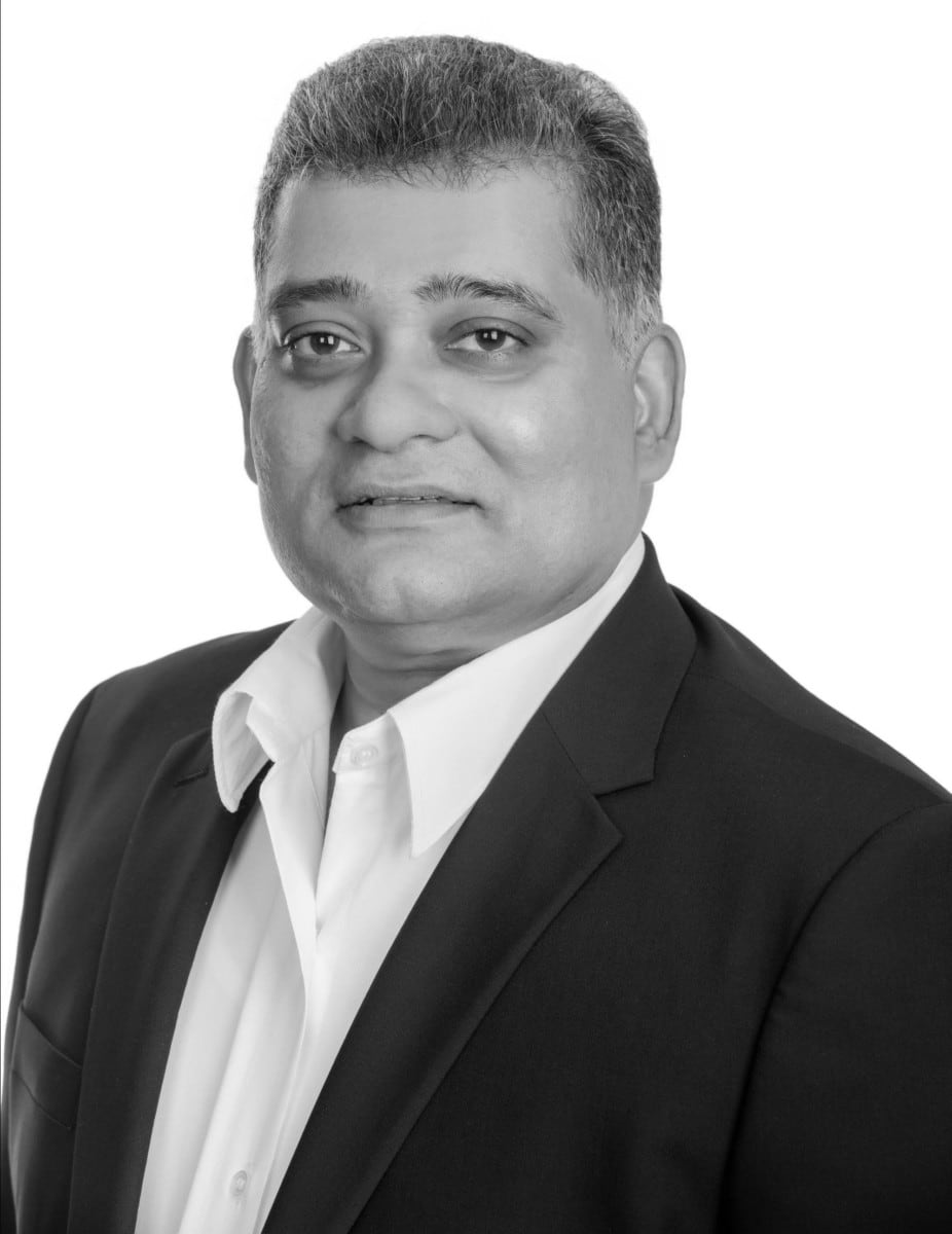 Channa Manoharan, Chairman, Sri Lanka Association for Software and Services Companies (SLASSCOM)