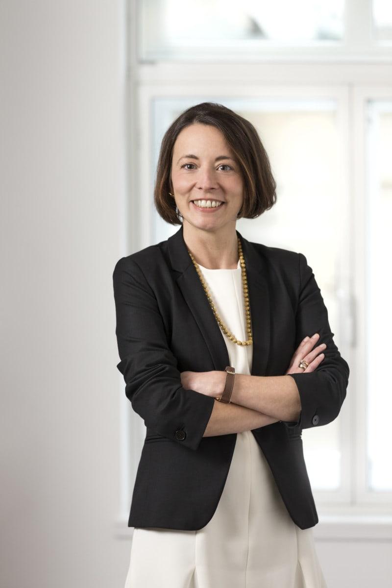 Larissa Alghisi Rubner, Chief Communications Officer, Julius Baer