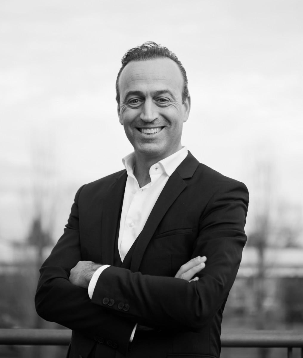 Nicola Bertinelli, President,  Consortium of Parmigiano Reggiano