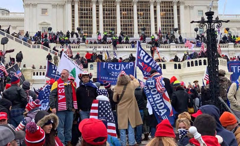 Soft Power - Trump Rally