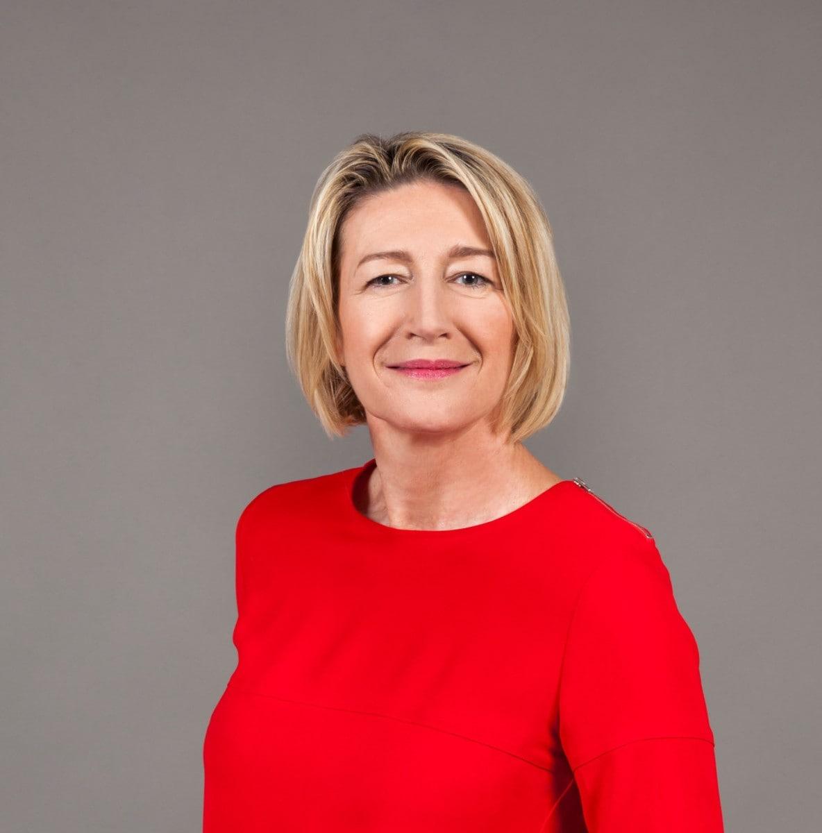 Catherine Lescure Directrice de la Communication et de la RSE, Enedis