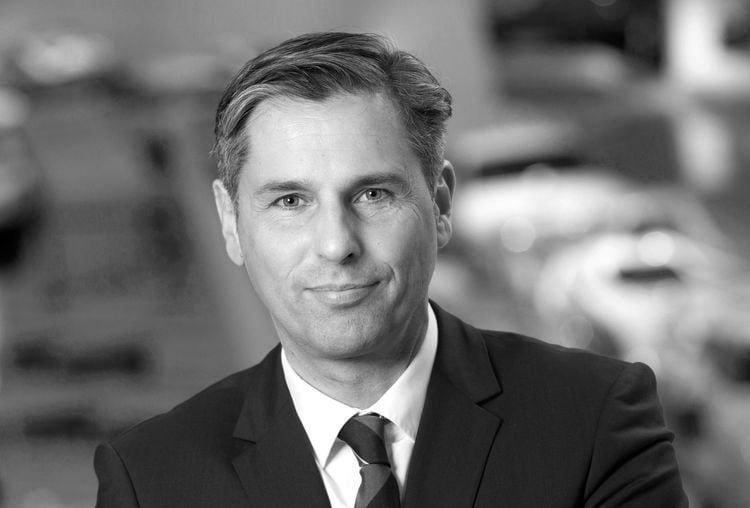 Klaus Zellmer, Board Member for Sales, Marketing and After Sales