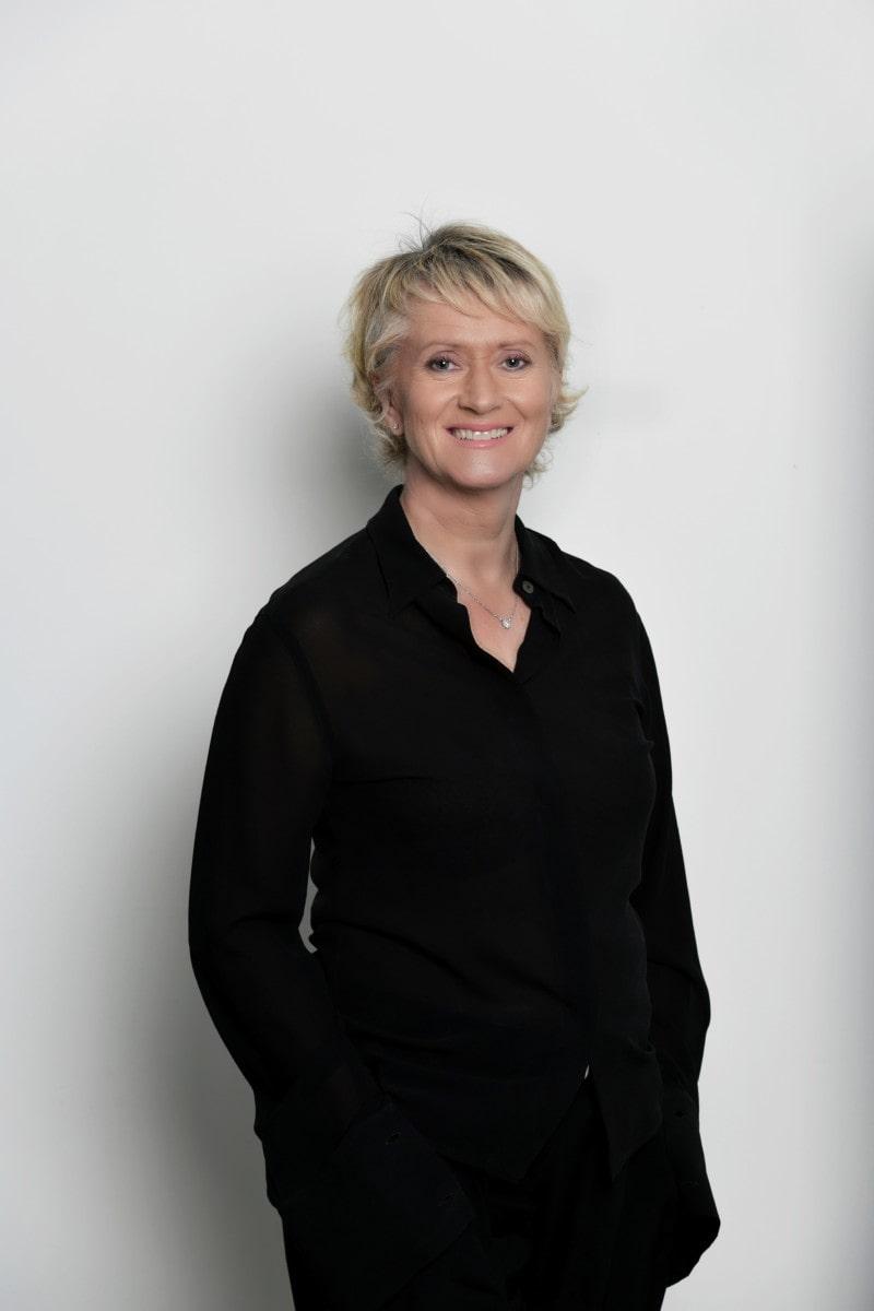 Jane Reeve, Chief Communications Officer, Ferrari