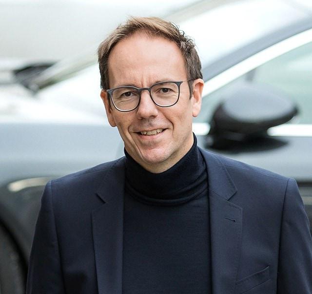Robert Ader, CMO of Dr. Ing. h.c. F. Porsche AG