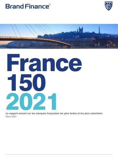 Brand Finance France 150 2021